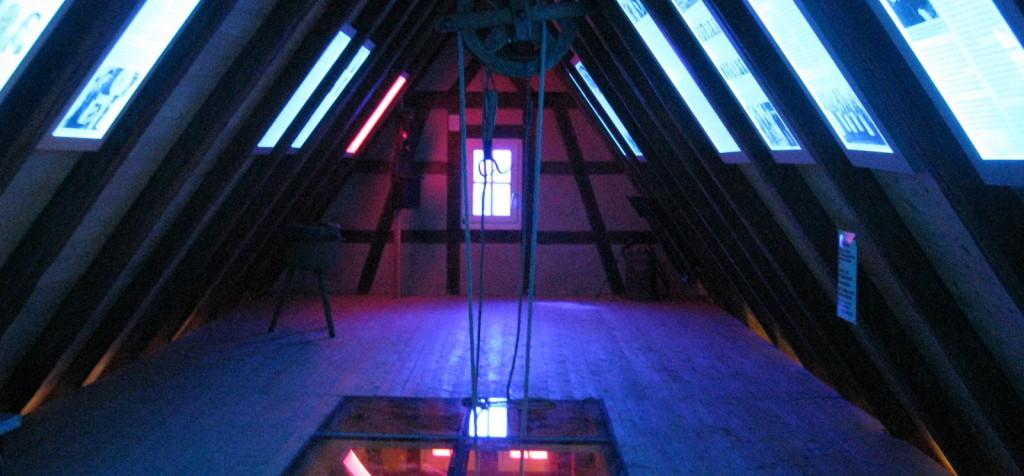 Oberes Dachgeschoss