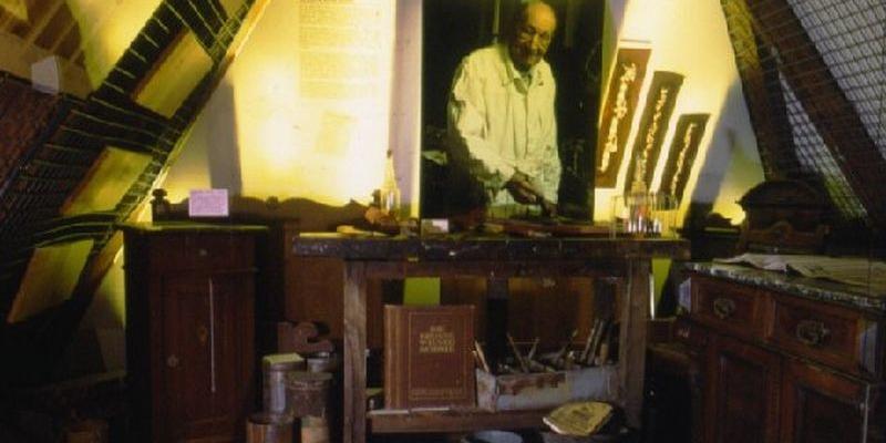 Werkstatt des Malermeisters Gottlob Beuttler
